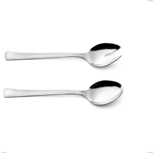 Coppia insalata Galles, Acciaio inox 18/10 (aisi 304), spessore 2.00 mm, Lunghezza 231 mm