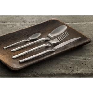 Cofanetto 24 pezzi coltello economico Joy Up 2.00 mm acciaio 18/10 Sabbiato, Acciaio 18/10 (AISI 304), spessore 2,00 mm