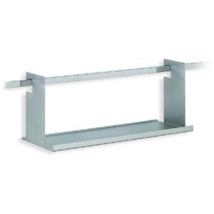 Portaspezie Linea QUADRO APPLICABILE 13,0x24,0xh10,0 cm alla barra portautensili quadrata