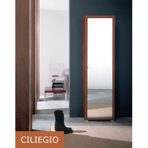 Scarpiera specchio ciliegio 12paia longo stilcasa net - Scarpiera specchio ...