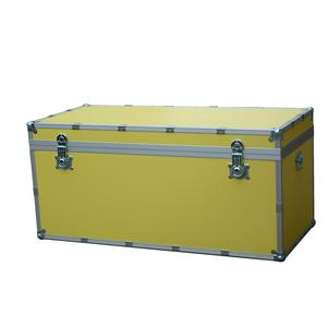 Baule contenitore in Legno portabiancheria 120x55xh55 cm - 330 Lt Colore verde