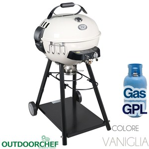 Leon Vanilla Barbecue a Gas GPL