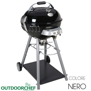 Leon Black Barbecue a Gas GPL