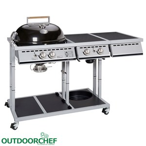 Venezia Barbecue Steak Gas GPL