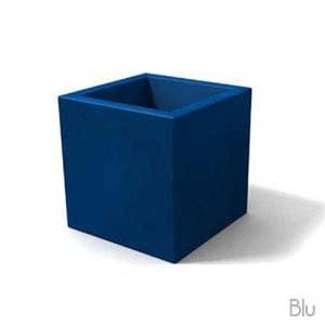 Portavaso ELLENICO liscio 35cm Blu
