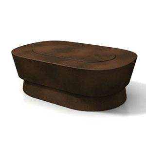 Tavolino Hanoi Bronzo