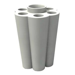 Portaombrelli Lulet drop in polietilene 49,5x38,55xh63 cm Bianco