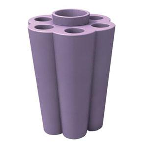 Portaombrelli Lulet drop in polietilene 49,5x38,55xh63 cm Glicine