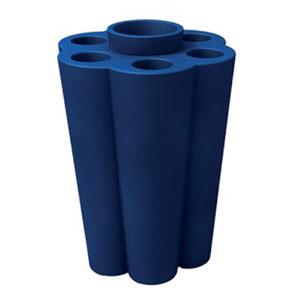 Portaombrelli Lulet drop in polietilene 49,5x38,55xh63 cm Blu