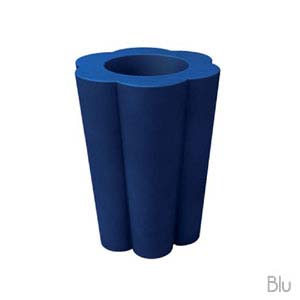 Portavaso LULET Blu