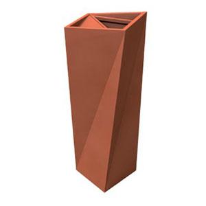 Vaso arredo Klamb Terracotta