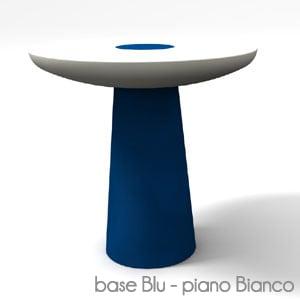 Tavolino Mikò Colorato/Bianco Blu
