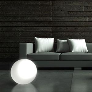Lampada Sfera MOON per internoesterno diametro 55cm