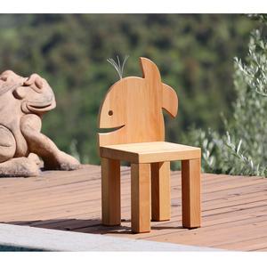 Sedia in Legno Per bambini BALENA In legno di Faggio