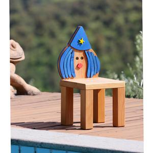 Sedia in Legno Per bambini FATINA In legno di Faggio