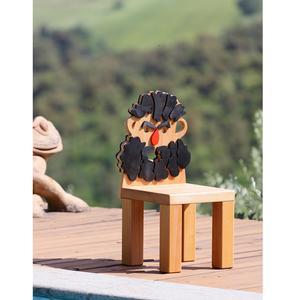 Sedia in Legno Per bambini MANGIAFUOCO In legno di Faggio