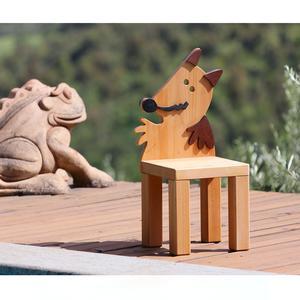 Sedia in Legno Per bambini VOLPE In legno di Faggio