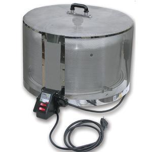 Forno con due Resistenze Cuociotto diametro 42xh33cm -800 W 220 V per cotture dolci e salate