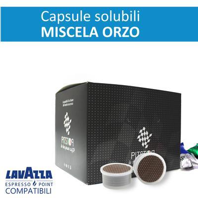 Orzo, cialde solubili Lavazza Espresso point, confezione da 25 cialde, Pit stop