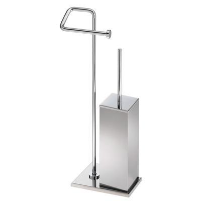 Portaoggetti e supporti in bagno stilcasa net - Piantana portasalviette bagno ...