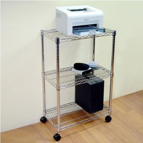 Viceversa Utility System Scaffalature.Carrello Utility Con Ruote Archimede System
