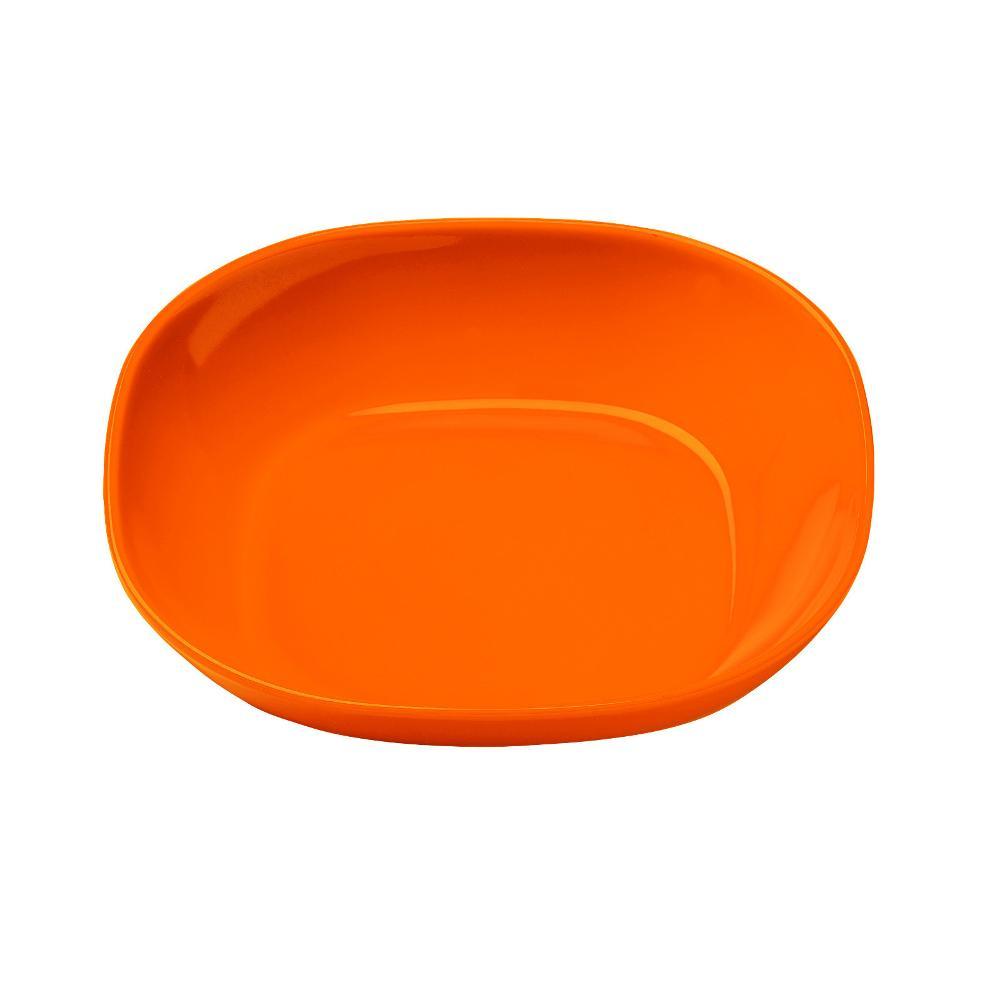 piatto fondo happy hour cm 21 in melamina colore arancio guzzini stilcasa net piatti fondi. Black Bedroom Furniture Sets. Home Design Ideas