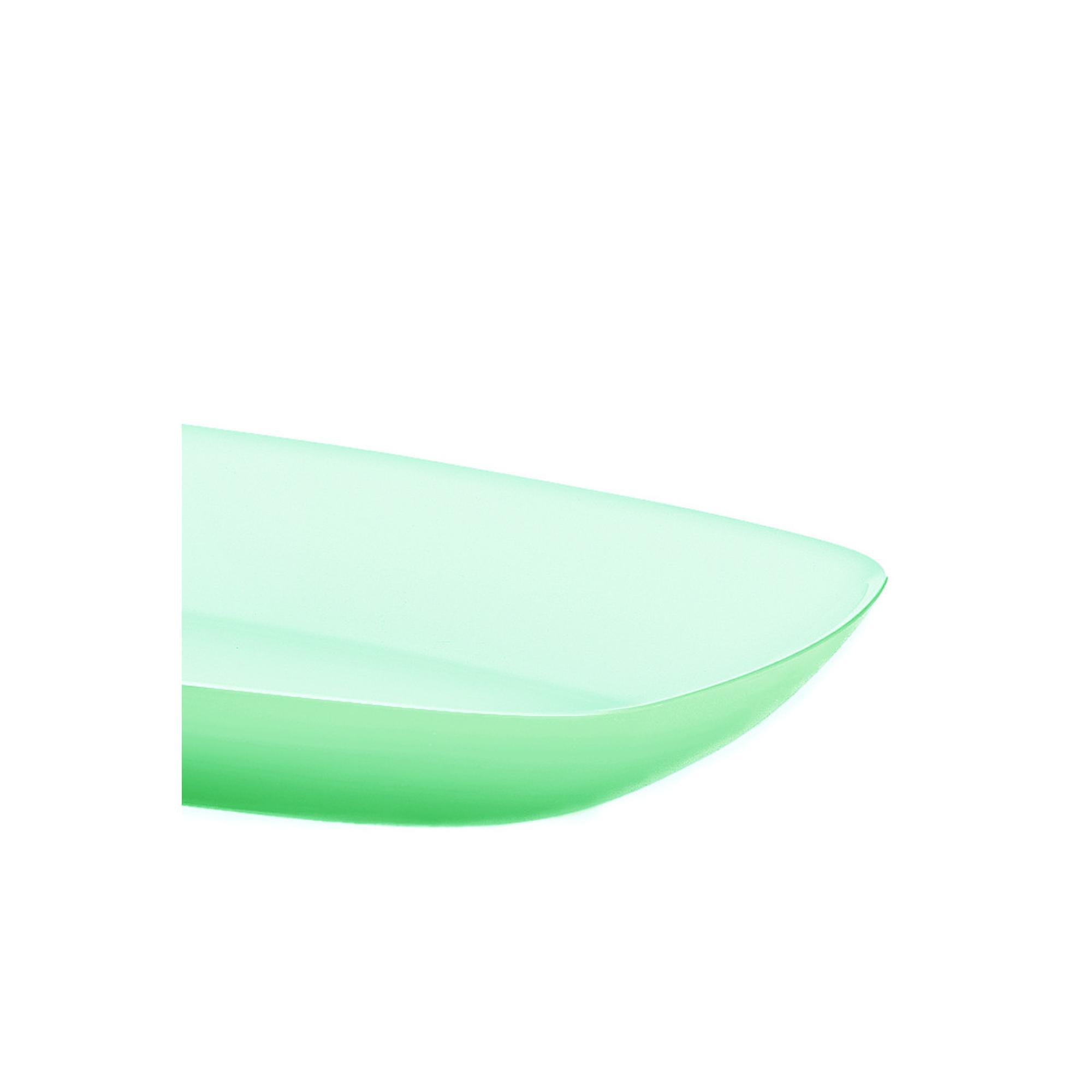 10 x grandi dimensioni Vassoio Semi 52cm verde con fori rigido forte Vassoio Propagatore