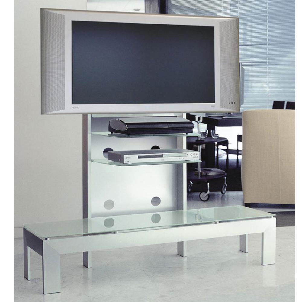 Colonna Girevole Porta Tv Con Ripiano Extendo Pictures to pin on ...