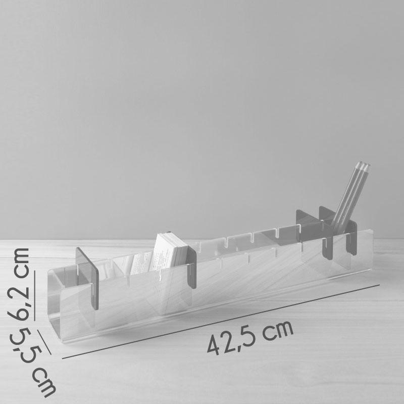 Portaoggetti da scrivania multiplo emporium stilcasa for Portaoggetti scrivania