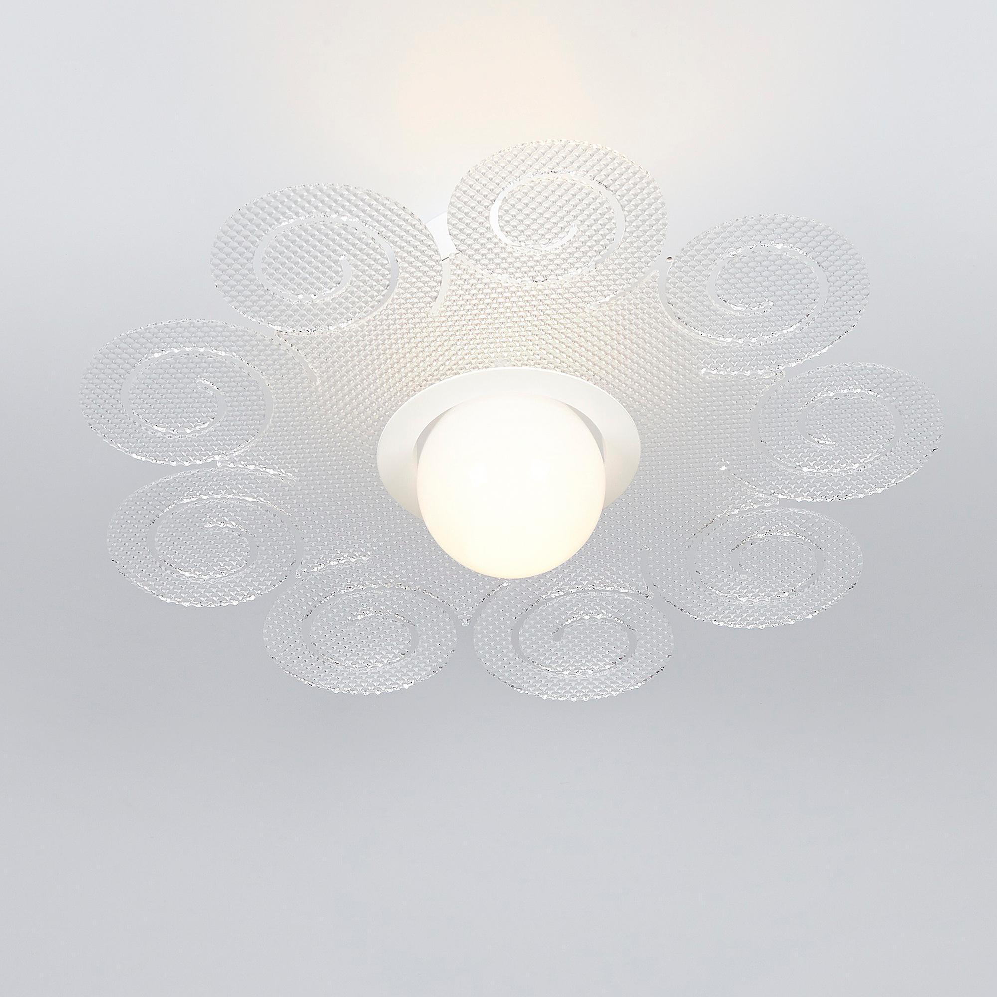 Plafoniera da soffitto diametro 45xh19.5 cm Riccy Emporium ...