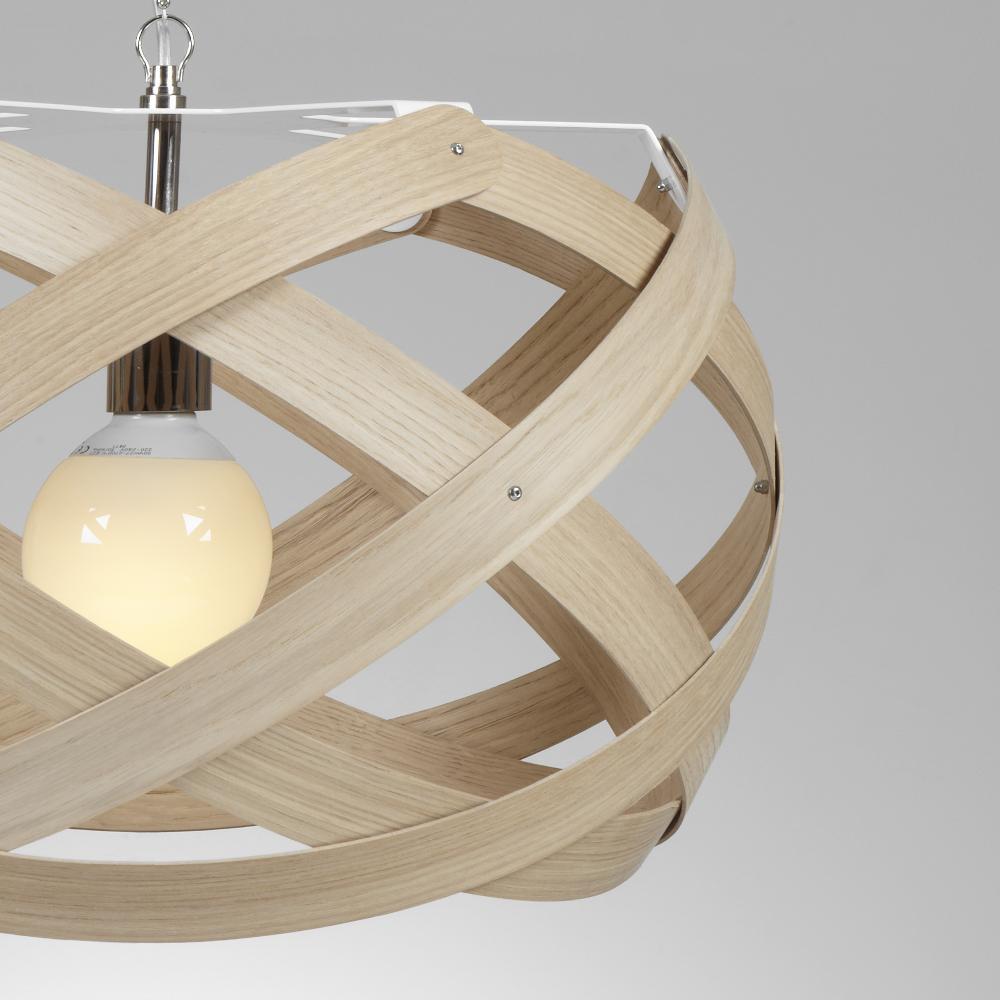 Lampadario a sospensione nuclea piccola 40xh24 cm for Planimetrie e prezzi della piccola capanna di legno