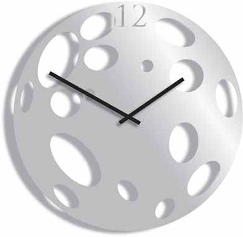 Orologio da parete MOON diametro 50 orologio da parete con cassa in ...