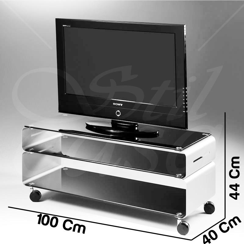 Porta tv c ripiano rettangolare pezzani srl stilcasa net - Ripiano porta tv ...