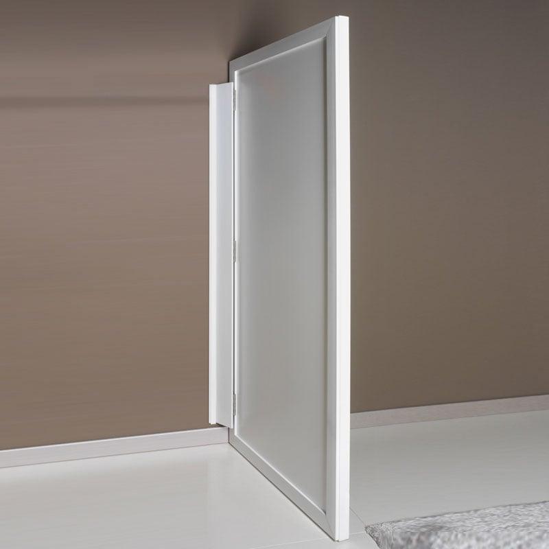 Specchio angolo riflesso pezzani srl stilcasa net - Riflesso stucco a specchio ...