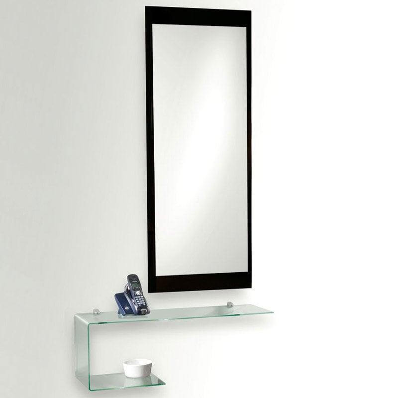 Ingresso composizione flexi 8 composto da specchio - Mobiletti in vetro ...
