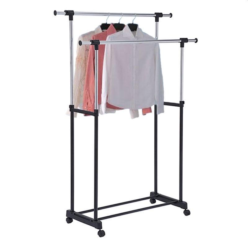 Stender porta abiti stilcasa net - Porta abiti con ruote ...