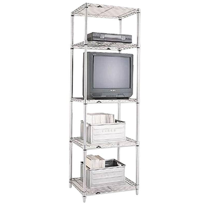 Archimede scaffale portatv archimede system stilcasa net librerie componibili - Scaffale cucina ...