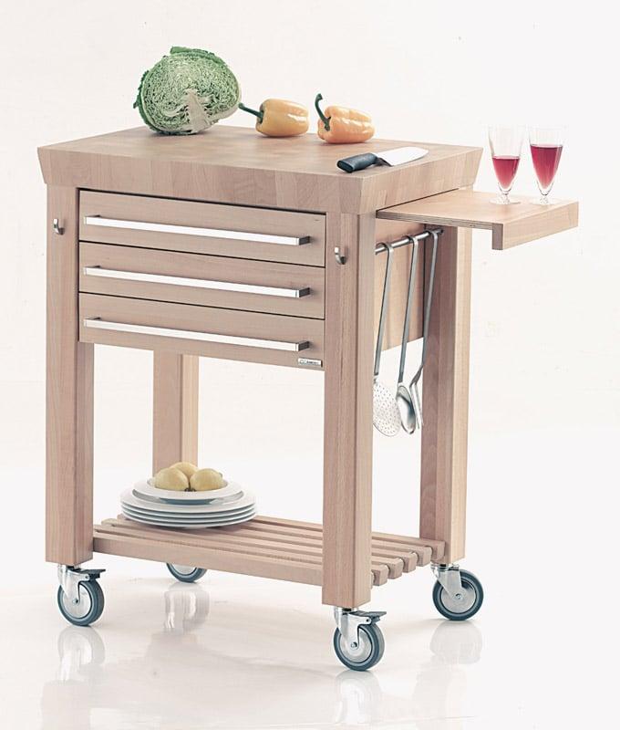 Carrello cucina domus legnoart stilcasa net - Carrello cucina design ...