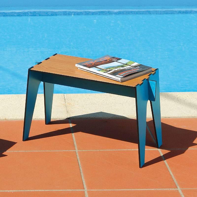 Sgabello seduta tavolino multifunzione basso anymal for Tavolino sgabello