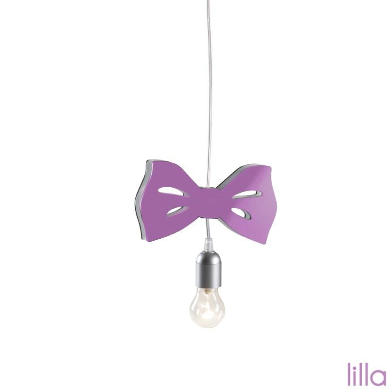 lampadario lilla : Lampadario PAPILLON Vesta Stilcasa.Net: lampade a sospensione