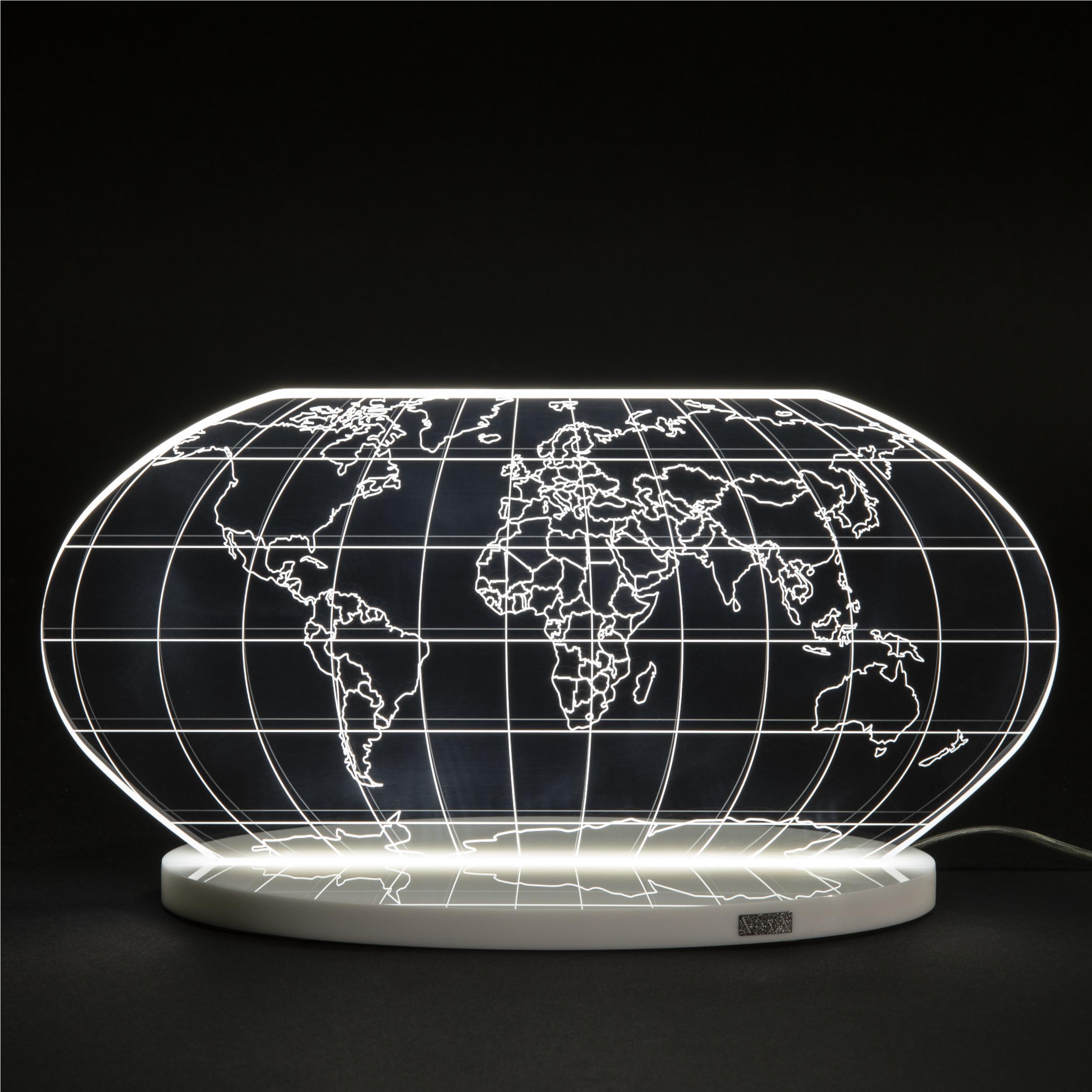 Lampada da tavolo COLOMBO LUXURY in