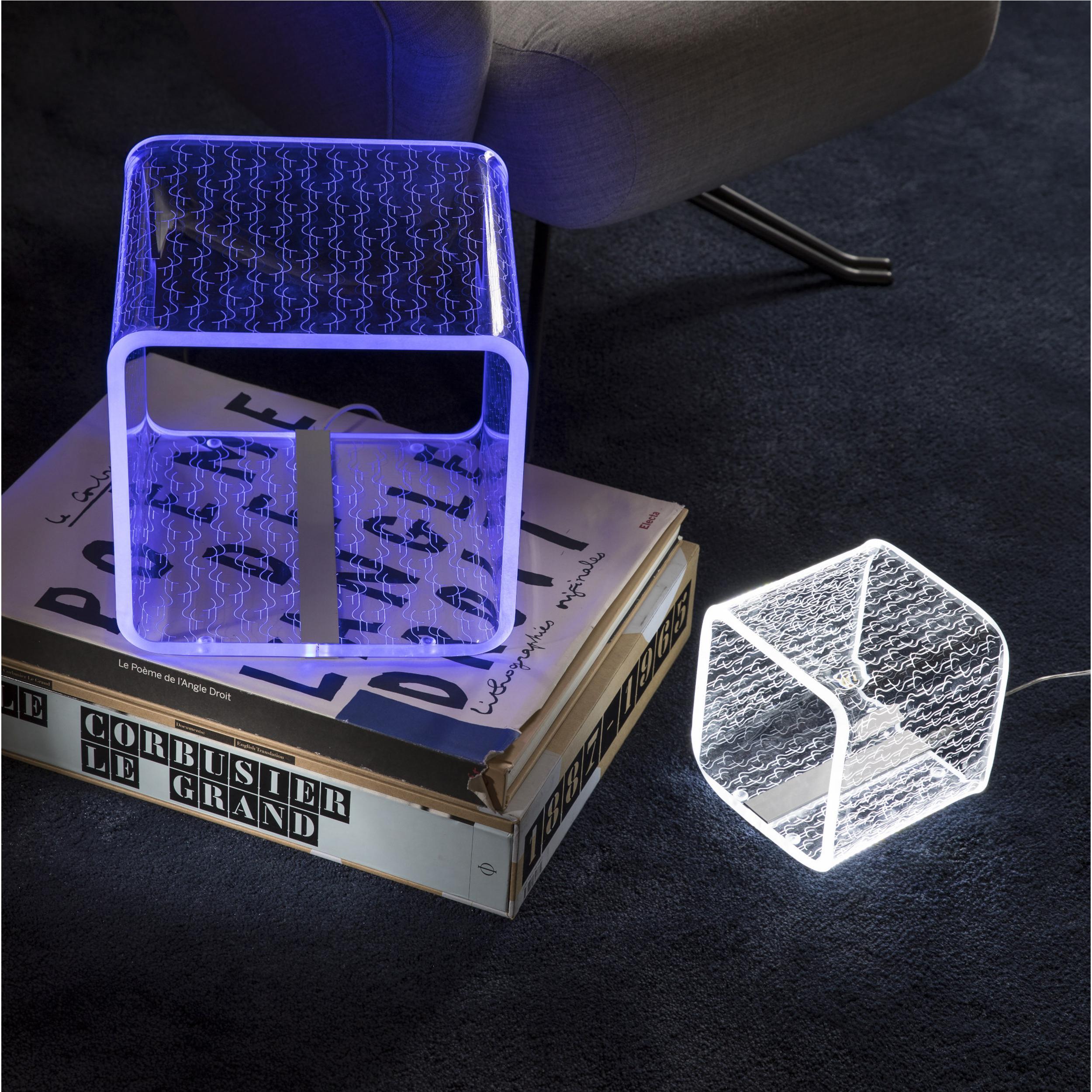 Lampada da tavolo LED MEDIUM RGB