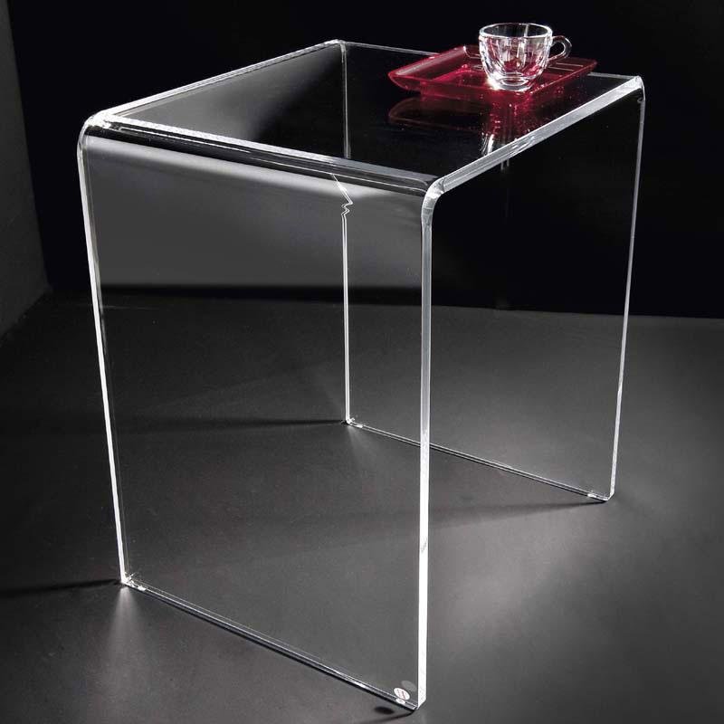 Sgabelli In Plexiglass.Sgabello Trasparente Simply Vesta