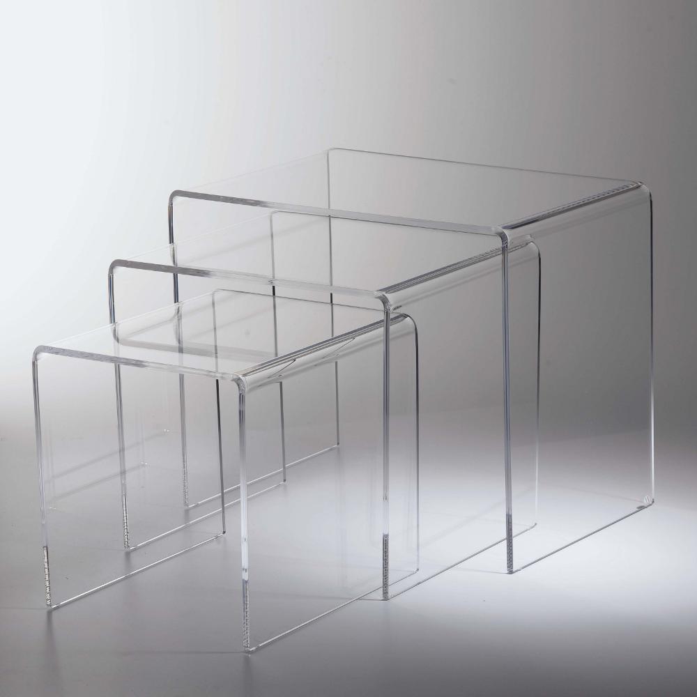 Tavolinetti salotto ambazac immagini ispirazione sul - Mobili in plexiglass ...