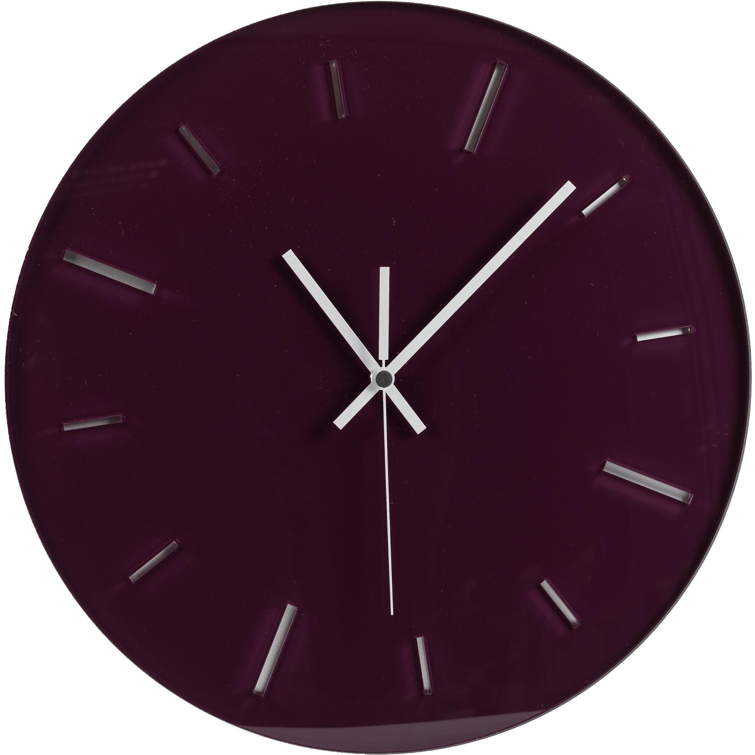 Orologio da muro rotondo Ø 40 movimento al quarzo tondo r2 colore ...