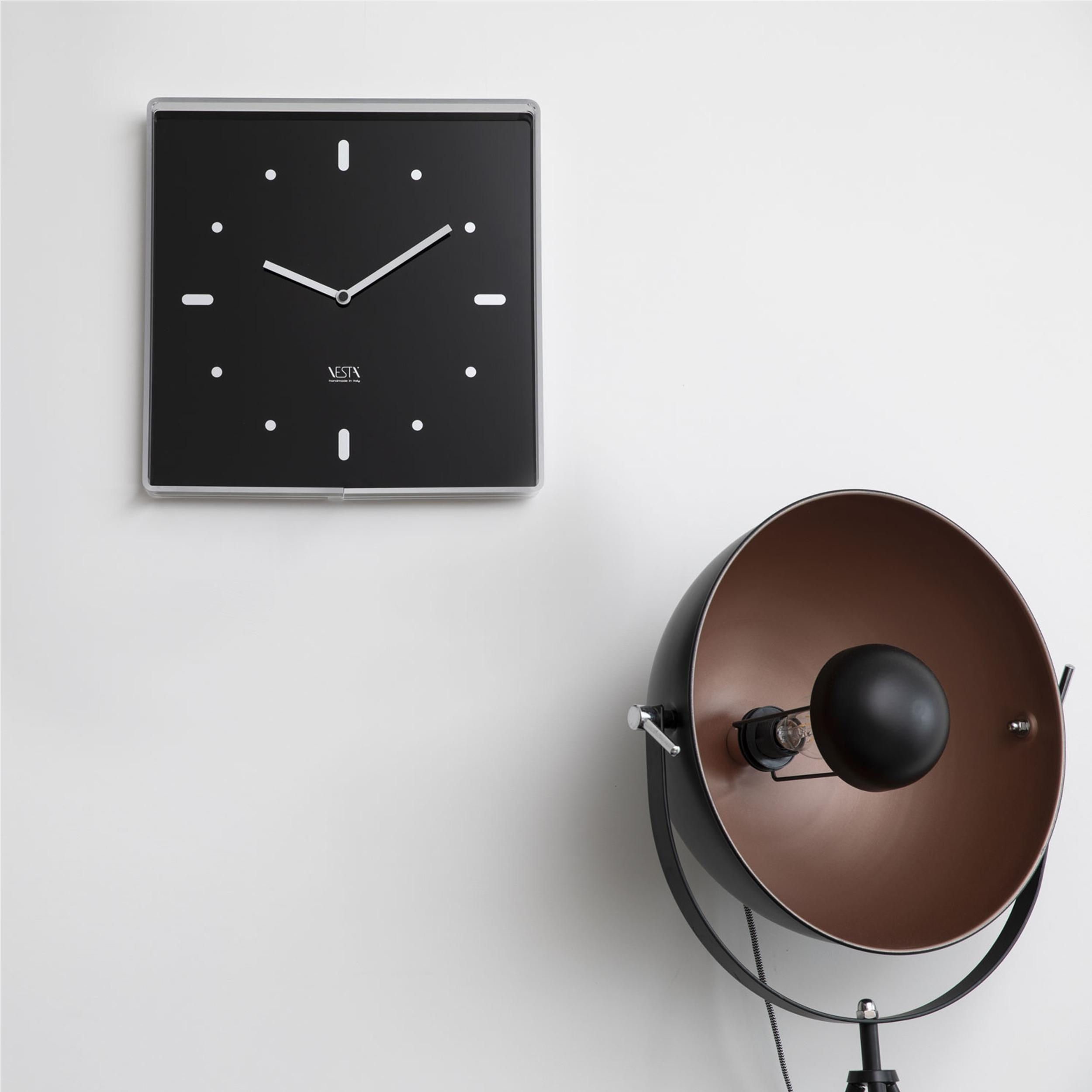 Orologio Da Parete Fun Cucina Decorazione Caffè Espresso Acrylglas Wall Clocks