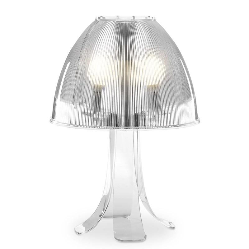 Lampada grande da tavolo 40cm vesta stilcasa net for Lampada da tavolo grande