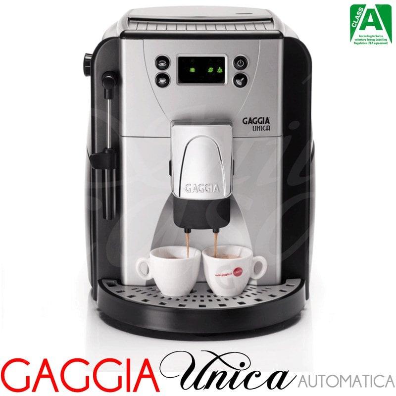 Macchina caffe automatica unica gaggia s p a stilcasa - Porta automatica prezzo ...