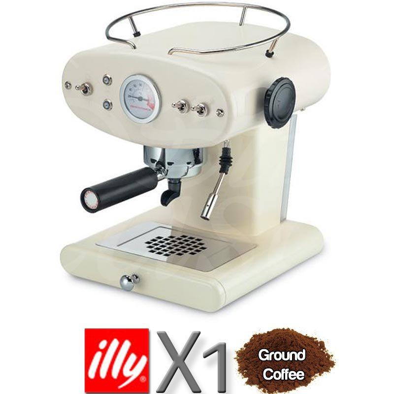 Macchina da caffe X1 MACINATO Espresso Mandorla | illy | Stilcasa ...