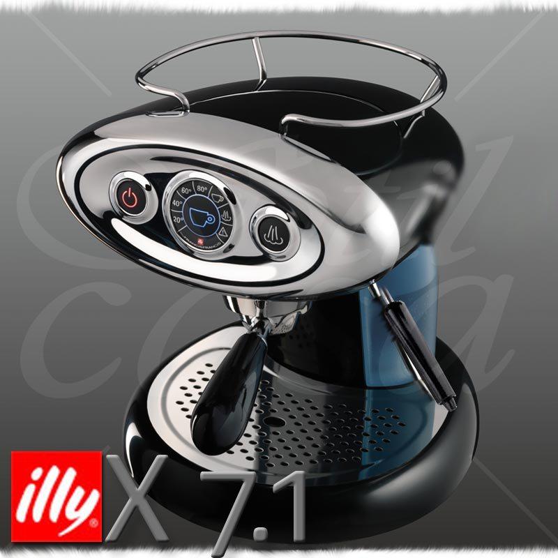 ... Macchina Da Caffe A Capsule Iperespresso X7.1 Bianco Piu 2 Barattoli  Caffe ...